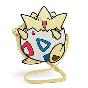 Pokémon Togepi Faux Leather Crossbody Purse