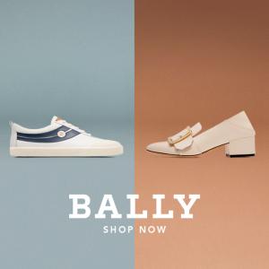 无门槛85折 春春、娜扎明星同款£202起Bally 亲友特美鞋卖会 经典方扣鞋、复古运动鞋都参加!