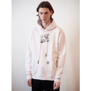 McQ by Alexander McQueenHoly Zoo Pullover Hoodie