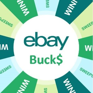 Time limited offerEarn 10% eBay Bucks in-App