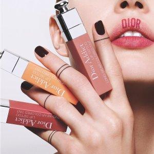 Dior 罕见全线美妆护肤热促 限量5色眼影,唇釉都有