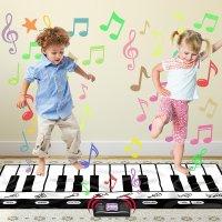 Click N' Play 巨型脚踏键盘音乐游戏毯
