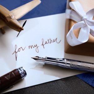 €75收皮质笔记本Montblanc 万宝龙官网 钢笔、卡包、皮具等热卖 用品质说话