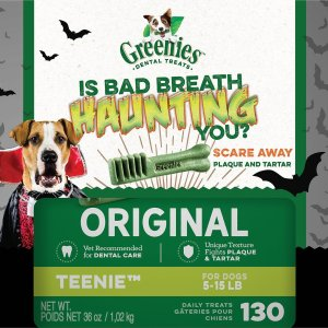 Greenies Halloween Dental Dog Treats 36oz