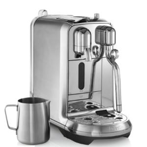 NespressoCreatista Plus 奶泡胶囊咖啡机