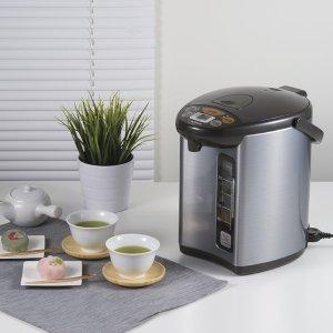 $100.74Zojirushi CD-WCC30TS 微电脑控制热水保温壶 3升