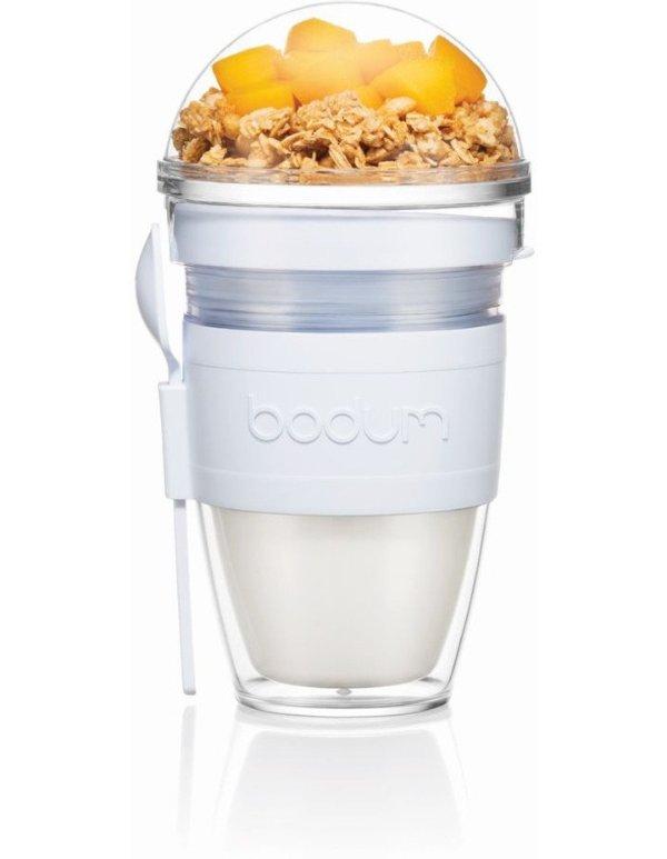 双层酸奶杯 0.25l / 8 oz