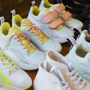 5折起 €417收星星厚底鞋Stella McCartney 美鞋专场热卖 增高厚底鞋穿起来
