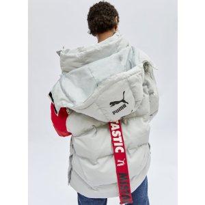 6折+免费两日送达, $30收T恤即将截止:Puma X Ader Error 联名系列促销, 收最新卫衣/羽绒服