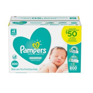 $3 OffPampers Diapers & Wips @ Sam's Club