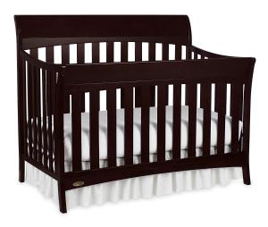 $169 (原价$299.99)Graco Rory 四合一成长型婴儿床5.6折
