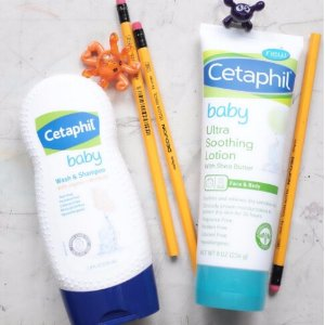 $2 OffSelect Cetaphil Baby Products @ Amazon.com