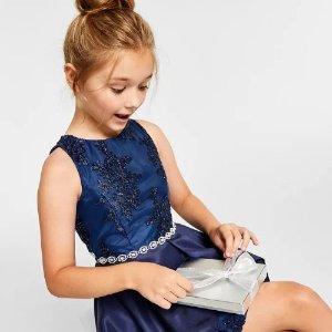 额外7折macys.com 儿童服饰特卖 新增多款貌美秋季童装