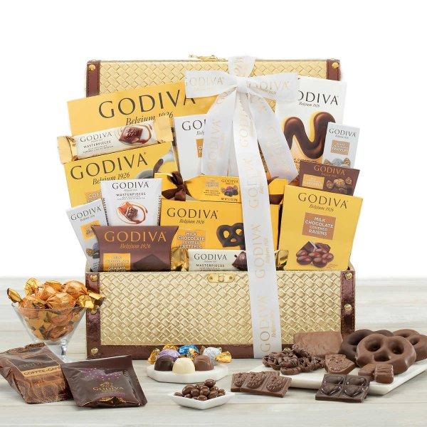 什锦巧克力礼盒