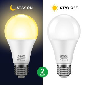 Govee Dusk to Dawn Light Bulb, 9W
