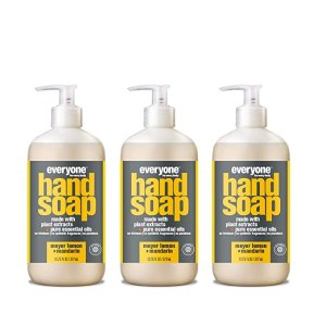 Everyone Hand Soap: Meyer Lemon and Mandarin, 12.75 Ounce, 3 Count