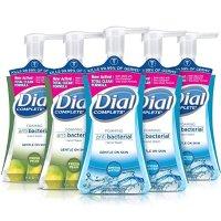 Dial 除菌泡泡洗手液 5瓶
