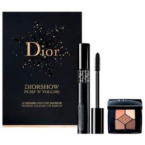 $29.5 DIOR Makeup Diorshow Pump'N'Volume Set @ Sephora.com