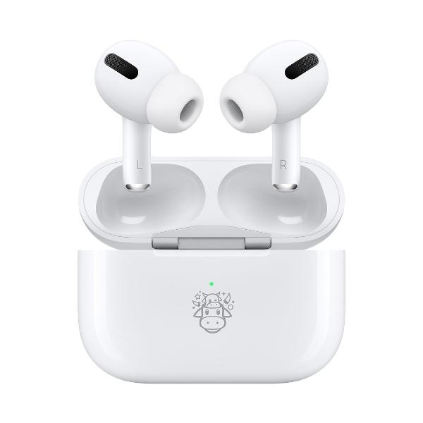 AirPods Pro 牛年限量款无线耳机