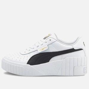 Puma3-8码 坡跟很适合小个子Cali 厚底小白鞋