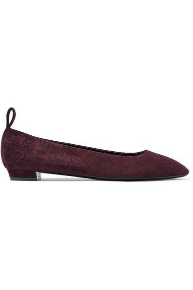 Lady D 平底鞋
