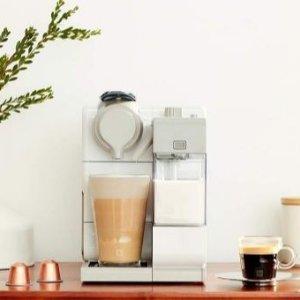 再降 $201(原价$479)史低价:De'Longhi Lattissima Touch 全自动奶泡意式咖啡机