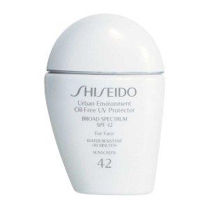 ShiseidoShiseido Urban Environment Oil-Free UV Protector Broad Spectrum Face Sunscreen SPF 42