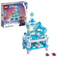 Lego 冰雪奇缘2 艾莎珠宝盒 41168