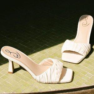 低至4折 蛇纹拖鞋$39(原价$99.95)Sam Edelman 高筒靴直降$120 MMeg Flat芭蕾鞋时髦超舒适