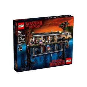 LegoStranger Things The Upside Down