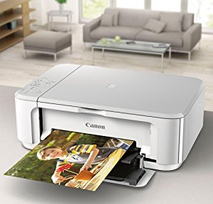 Amazon.com: Canon PIXMA MG3620 Wireless All-In-One Color Inkjet Printer with Mobile and Tablet Printing, White: Electronics