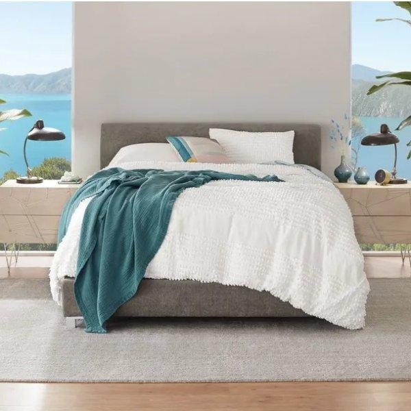 Queen Plush 13.75英寸床垫