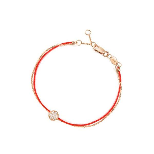 钻石小红绳
