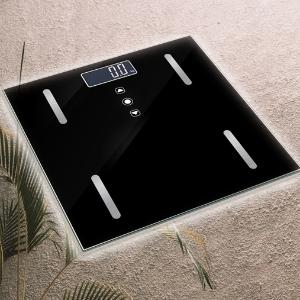 $18.7(原价$39)团购:Gravitti 电子体重秤热卖 可测BMI、骨量、肌肉水平