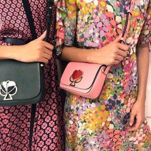 上新 是春天的颜色Kate Spade 精选美包、美衣热卖