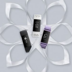 $159.99(原价$199.99)Fitbit Charge 3 心率监测智能手表 健康小管家上线