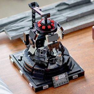 Lego接受预定,8/1上市Darth Vader™冥想室 75296   星战