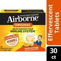 Airborne 维生素C泡腾片 30片