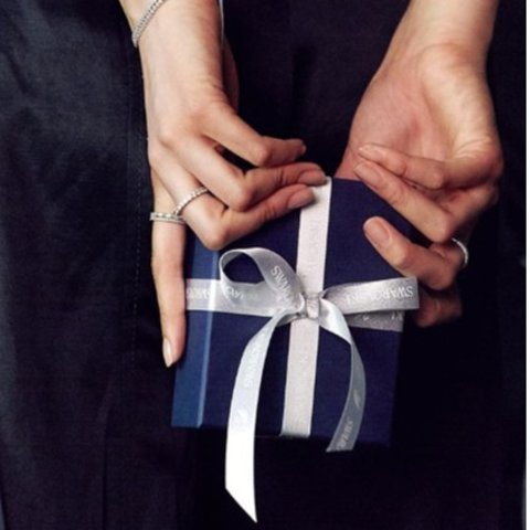 低至2折 Tiffany平替款钥匙项链£45收Swarovski 官网折扣热卖 入经典款、明星同款、ins热款