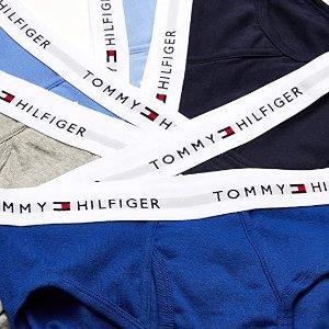 5条装仅$28Tommy Hilfiger  男士多款内裤好价  时髦舒适两不误