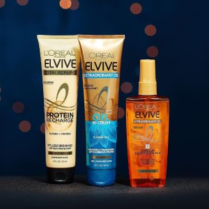 Today Only: $3.99any L'oreal Elvive Reviver @ CVS.com