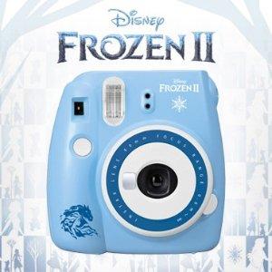 $69.99(原价$89.99)Fujifim Instax Mini 9 冰雪奇缘2 拍立得相机