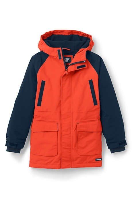 男孩 Squall 防水冬季外套