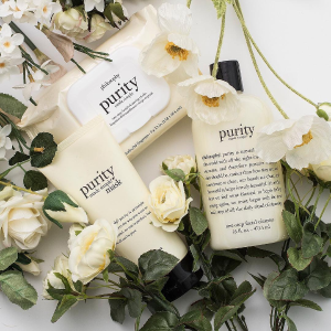Today Only: 40% offwith Philosophy purity made simple one-step + get a BONUS full-size cinnamon buns shower gel with $50+ @ Philosophy