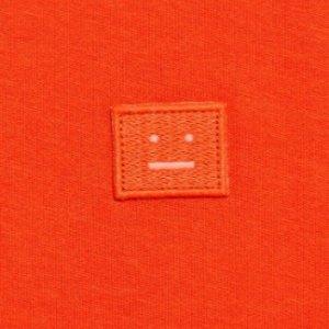 低至4折+额外8.5折ACNE STUDIOS 大促 囧脸T恤、羊毛围巾、针织衫等均有