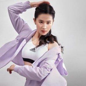 """7折+包邮 $28起收舒适bra即将截止:adidas 运动衣热卖 居家运动不能停 收""""刘木兰""""同款"""
