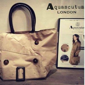 $19.31Aquascutum LONDON Purse @Amazon Japan