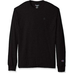 From $11.25 Champion Men's Classic Jersey Long Sleeve T-Shirt