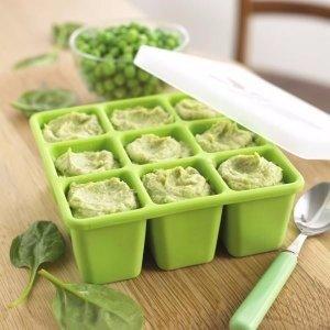 $5NUK Homemade Baby Food Flexible Freezer Tray and Lid Set @ Amazon