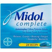 Midol 月经止痛片 24粒